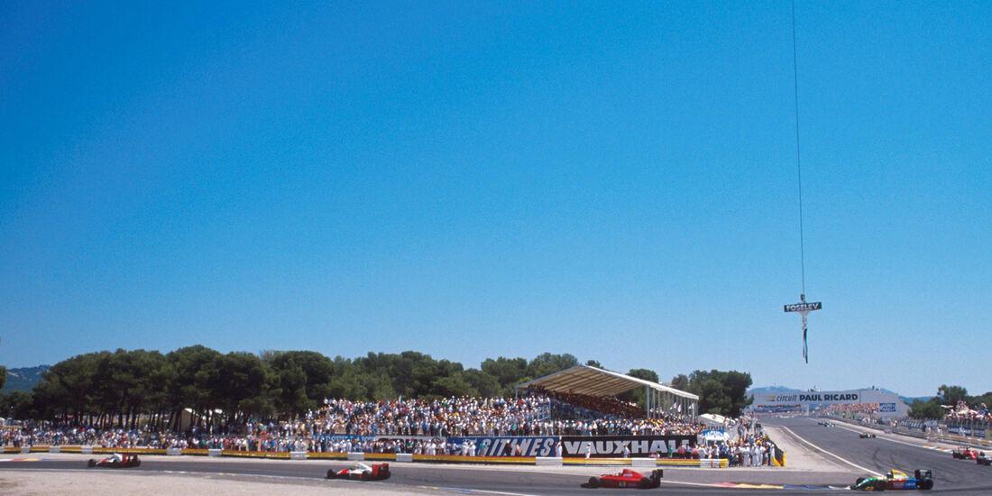 GP Frankreich - Paul Ricard
