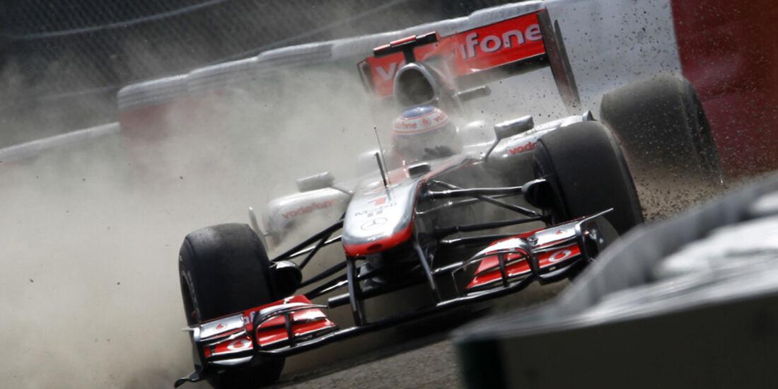 GP Japan 2010 Jenson Button