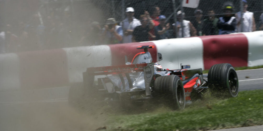 GP Kanada 2007 Fernando Alonso