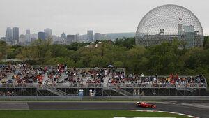 GP Kanada 2008 Kimi Räikkönen