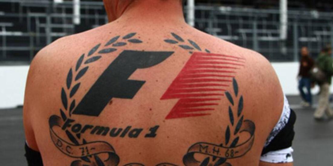 GP Kanada 2010 Fan