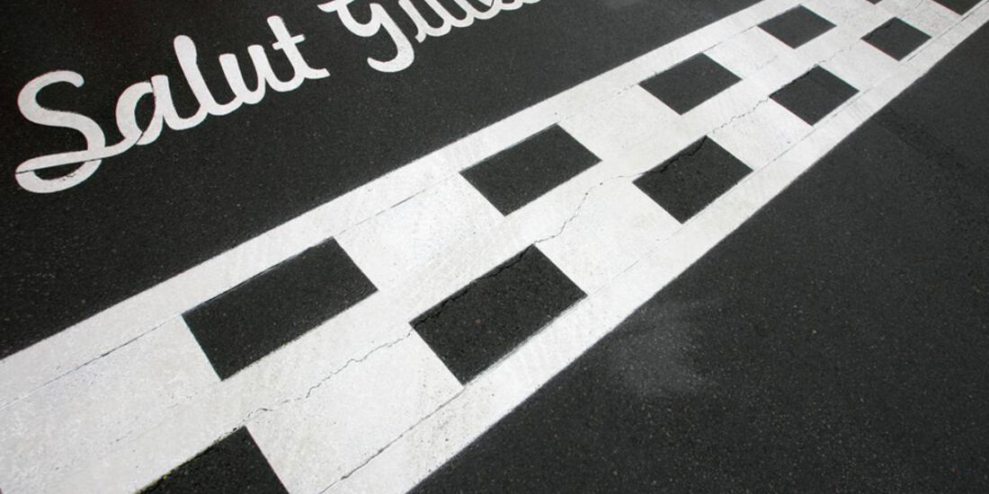 GP Kanada 2010 Gilles Villeneuve