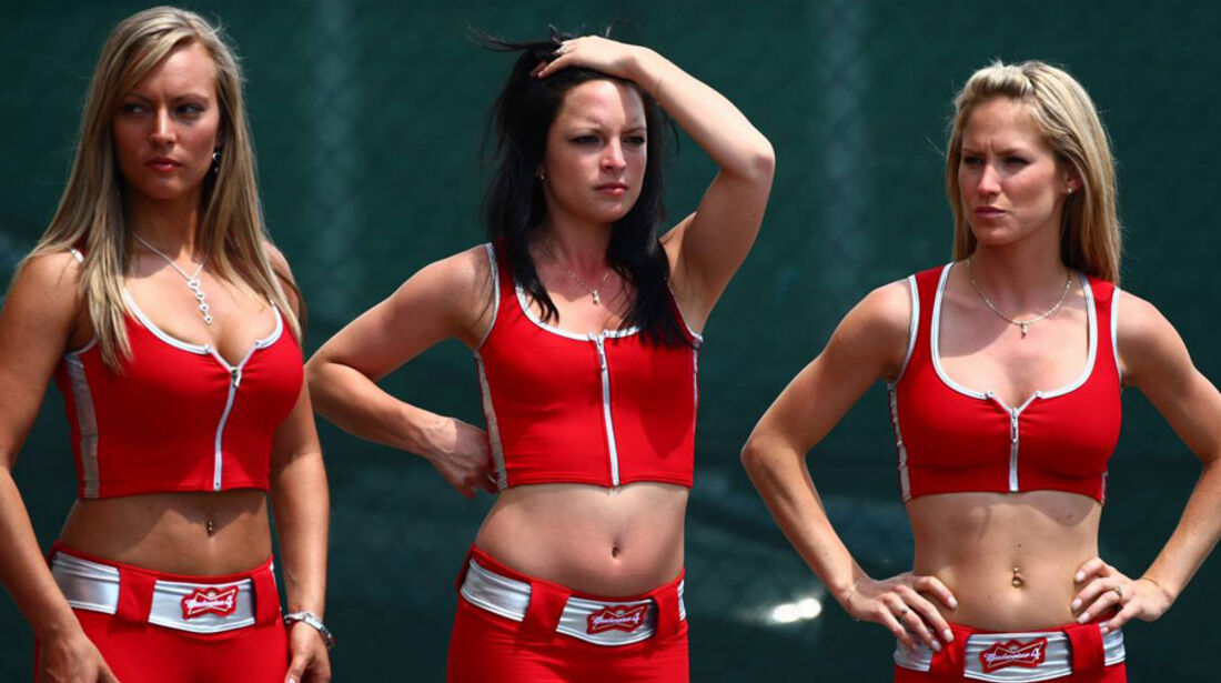 GP Kanada 2010 Gridgirls