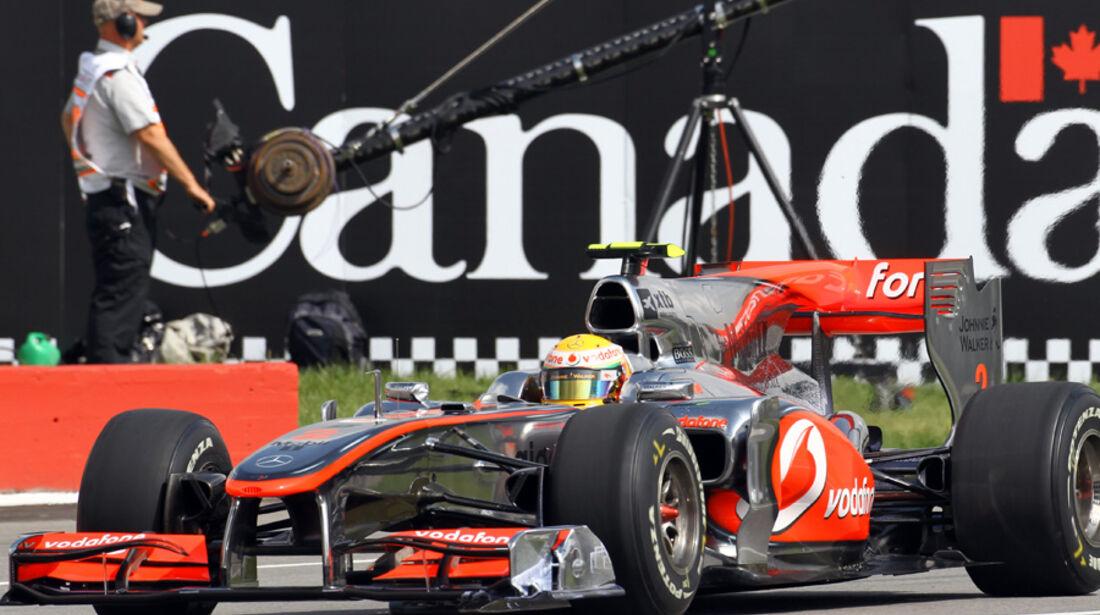 GP Kanada 2010 Lewis Hamilton
