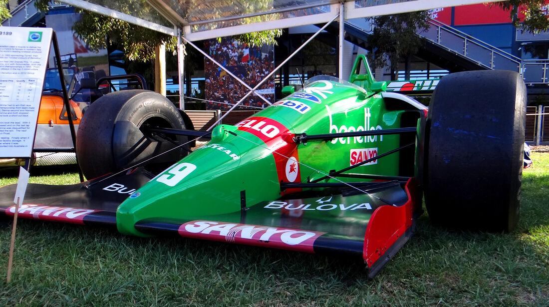 GP Klassiker - Formel 1 - GP Australien - 14. März 2013