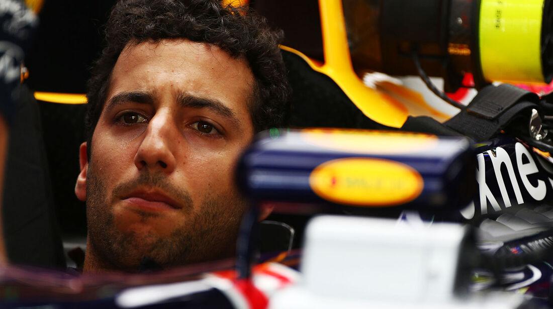 GP Malaysia - Daniel Ricciardo - Red Bull - Qualifikation - Samstag - 28.3.2015