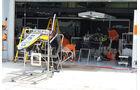 GP Malaysia - Force India - Formel 1 - Mittwoch - 25.3.2015