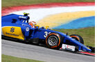 GP Malaysia - Raffaelo Marciello - Sauber - Formel 1 - Freitag - 27.3.2015