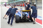 GP Malaysia - Sauber - Formel 1 - Donnerstag - 26.3.2015