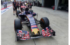 GP Malaysia - Toro Rosso - Formel 1 - Donnerstag - 26.3.2015