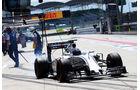 GP Malaysia - Valtteri Bottas - Williams - Formel 1 - Freitag - 27.3.2015