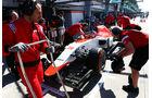 GP Malaysia - Will Stevens - Manor F1 - Formel 1 - Freitag - 27.3.2015