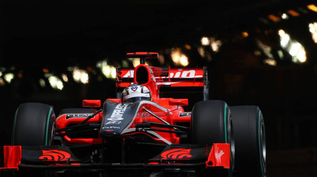 GP Monaco 2010 - Qualifying