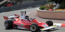 GP Monaco Historique, Kurvenfahrt