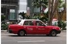 GP Singapur 2012 Taxi