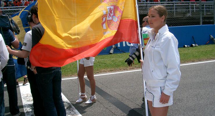GP Spanien 2010 - Tagebuch