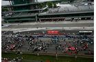 GP USA 2005 - Indianapolis - Startaufstellung