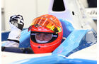 GP2 Test Michael Schumacher