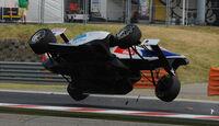 GP3 - Crash - Zonzini 2013
