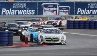 GT Masters, Rennszene, Mercedes