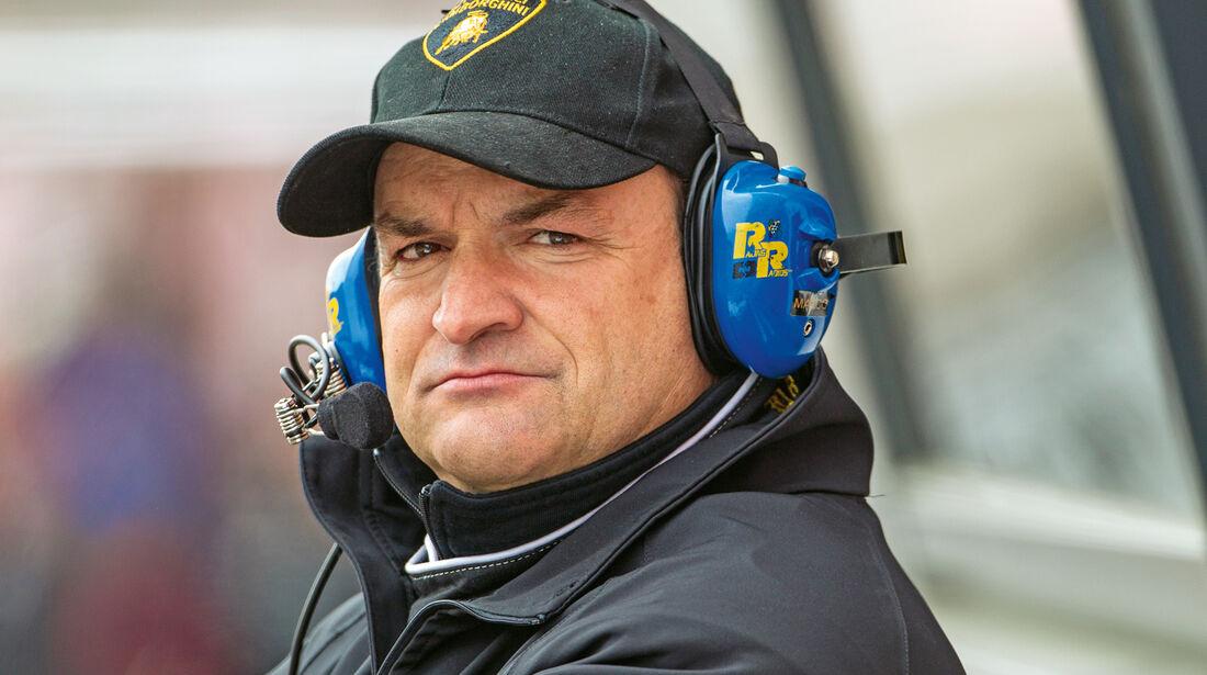 GT Sprint-Series, Hans Reiter