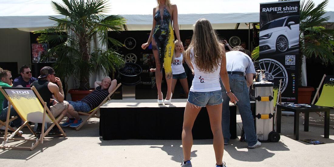 GTI-Treffen Wörthersee 2012, Girls