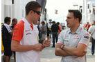 Gary Paffet McLaren 2010