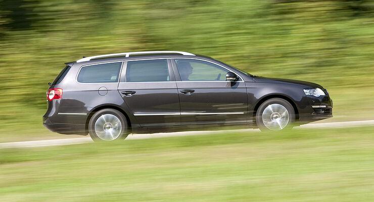 Gebrauchtwagen, Familienautos, VW Passat Variant