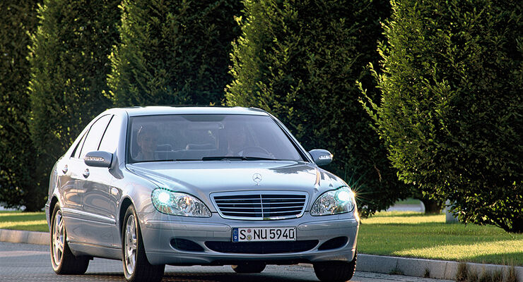 Mercedes S  Cdi Unterhaltskosten