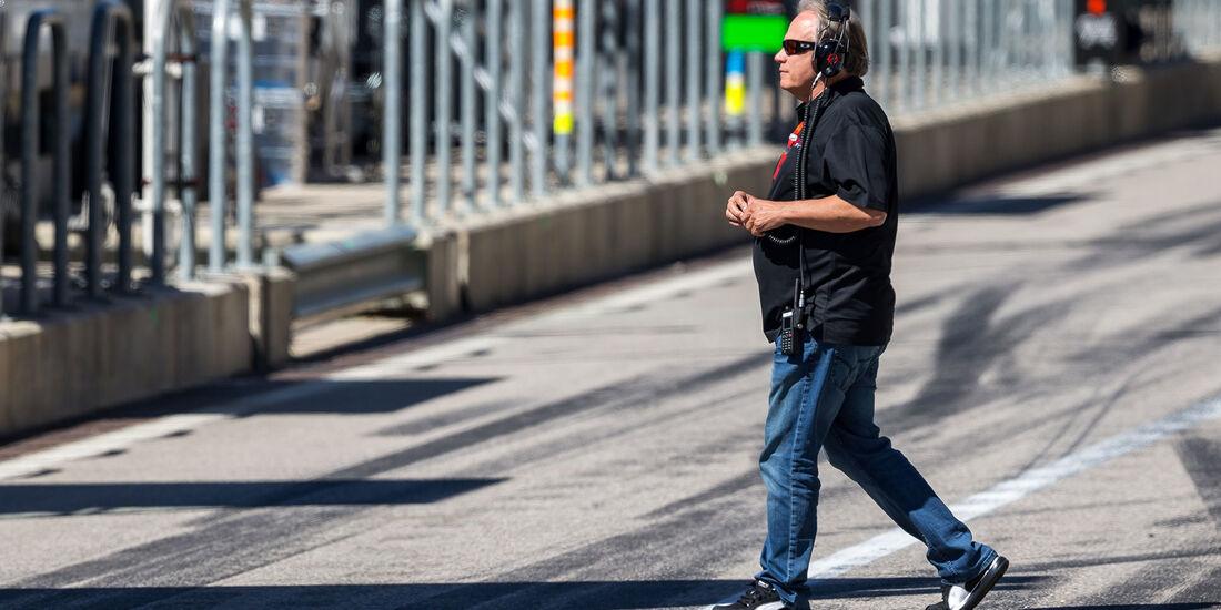 Gene Haas - HaasF1 - Formel 1 - Austin - GP USA - 22. Oktober 2016