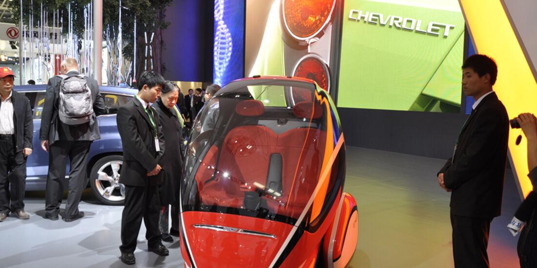 General Motors in China