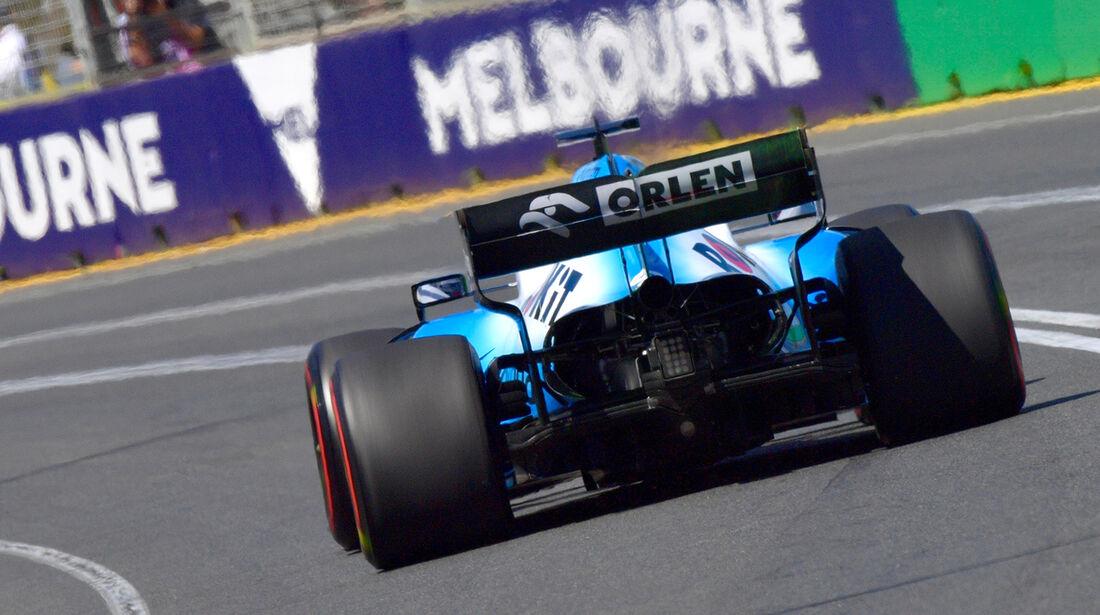 George Russell - Formel 1 - GP Australien 2019
