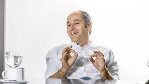 Gerhard Berger - Interview - auto motor und sport - 2017