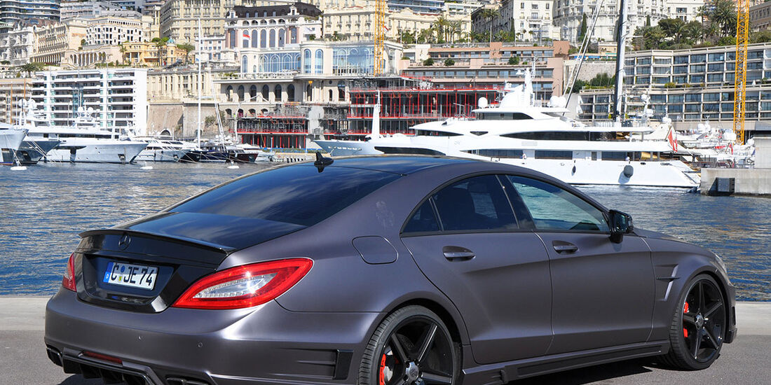 German Special Customs Mercedes-Benz CLS63 AMG