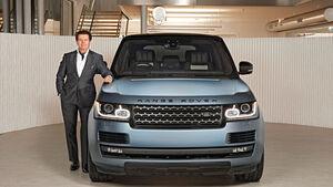 Gerry McGovern, Range Rover Velar