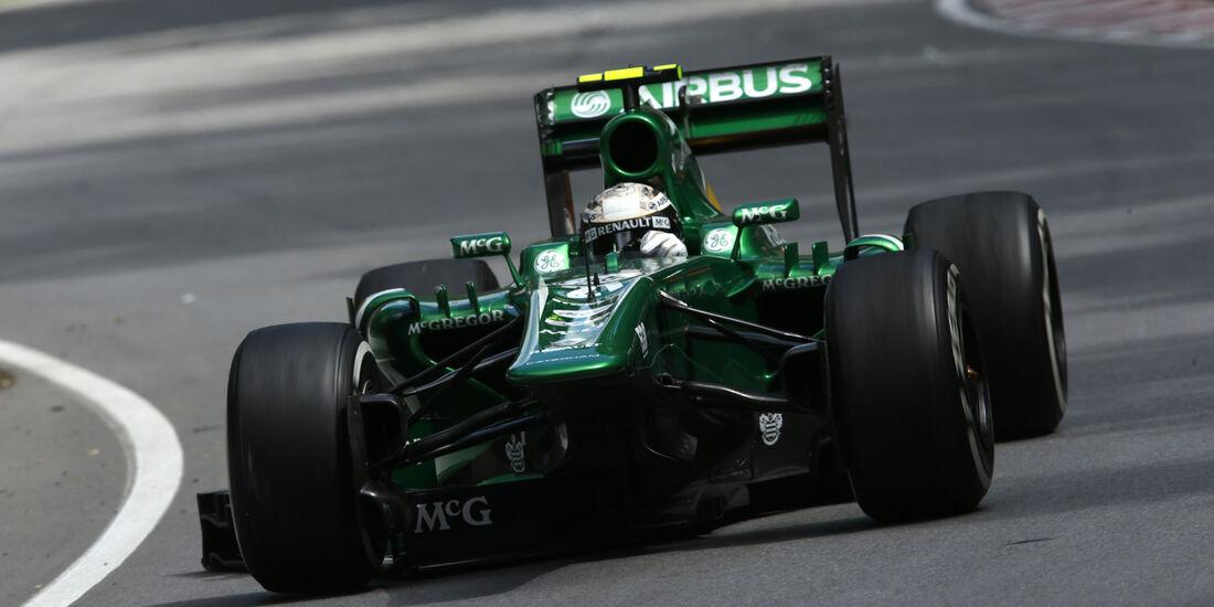 Giedo van der Garde - Formel 1 - 2013