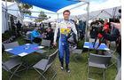 Giedo van der Garde - Sauber - Formel 1 - GP Australien - 13. März 2015