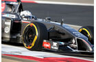Giedo van der Garde - Sauber - Formel 1 - Test - GP Bahrain - 9. April 2014