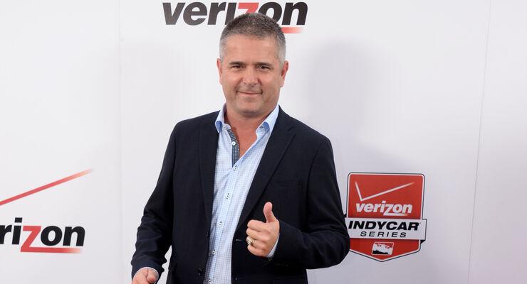 Gil de Ferran - IndyCar - 2014
