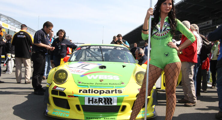 Gird-Girls, VLN Langstreckenmeisterschaft Nürburgring 2011
