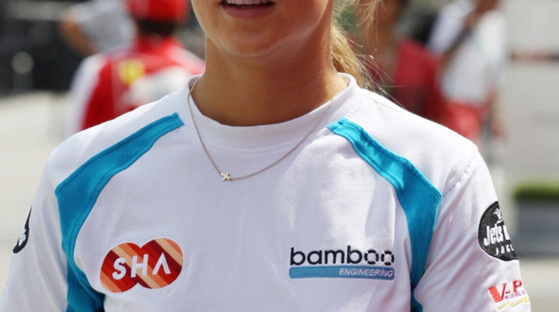 Girl - Formel 1 - GP Ungarn - 27. Juli 2013