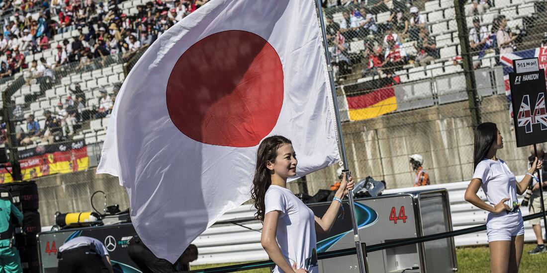 Girl - GP Italien 2017