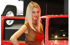 Girls Autosalon Paris 2051