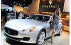 Girls Detroit Motor Show 2050