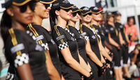 Girls - Formel 1 - GP Abu Dhabi - 2013
