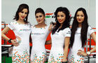 Girls - Formel 1 - GP England - 29. Juni 2013