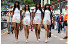 Girls - Formel 1 - GP Monaco - 26. Mai 2013
