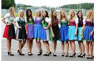 Girls - Formel 1 - GP Österreich - Spielberg - 21. Juni 2014