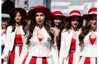 Girls - Formel 1 - GP Russland - Sotschi - 29. April 2017