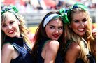 Girls - Formel 1 - GP Spanien - 13. Mai 2017
